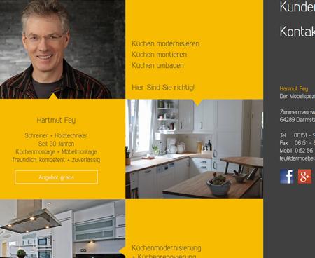 Hartmut Fey Der Möbelspezialist