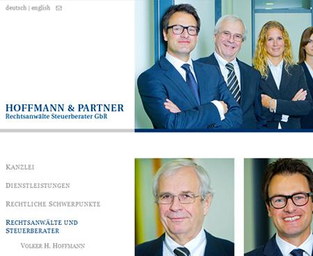 Hoffmann & Partner Rechtsanwälte Steuerberater GbR
