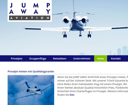 Jumpaway Luftfahrt GmbH