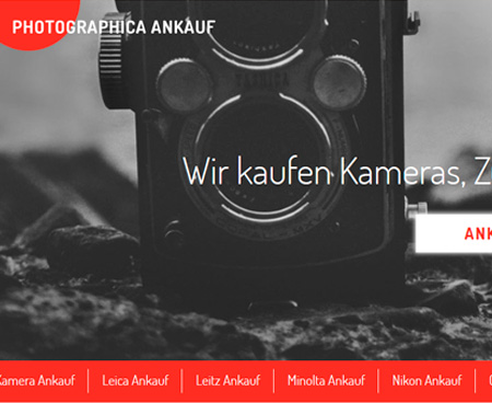 Photographica Ankauf