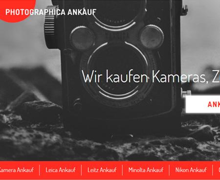 Photographica Ankauf