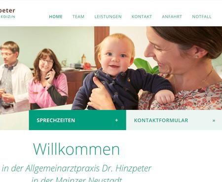 Praxis Dr. Hinzpeter