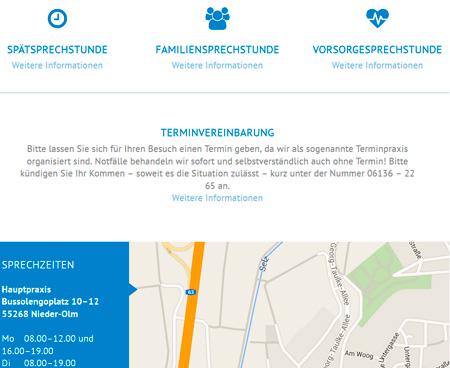 Primärarztpraxis Nieder-Olm