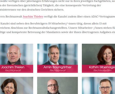 Thielen & Kollegen Rechtsanwälte Mainz